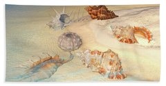 Ocean Shells Beach Towel