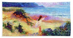 Ocean Song Beach Towel