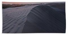 Oceano Dunes Sunset Beach Towel