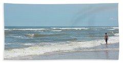 Oceantide Beach Towel