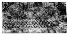 Beach Towel featuring the photograph Old Farmhouse by Andreas Levi
