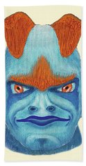 Orbyzykhan The Great Beach Towel