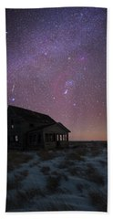 Beach Towel featuring the photograph Orion  by Aaron J Groen