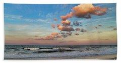 Ormond Beach Sunset Beach Towel