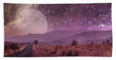 Other Worlds Beach Towel