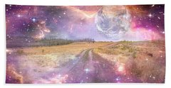 Our Place In The Universe Beach Towel