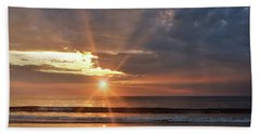 Outerbanks Sunrise Beach Towel