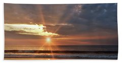 Outerbanks Sunrise Beach Towel