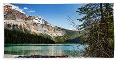 Paddles For Emerald Lake Beach Sheet