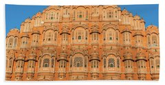 Palace Of The Winds Beach Towel