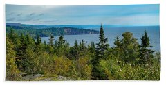 Palisade Head Beach Towel
