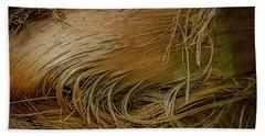 Palm Tree Straw Beach Sheet