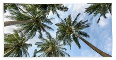 Palms  Beach Beach Towel