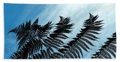 Palms Flying High Beach Towel