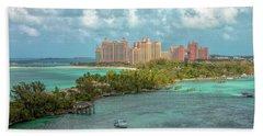 Paradise Island Bahamas Beach Sheet
