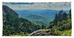 Parkway Overlook Beach Towel