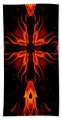 Beach Towel featuring the photograph Passion by Phil Koch