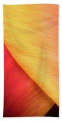 Pastel Curve  Beach Towel