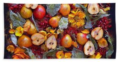Pear Livable Tapestry Beach Sheet