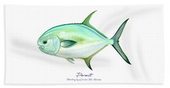 Permit Beach Towel