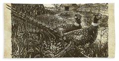Pheasants Beach Sheet