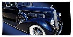 Pierce Arrow Model 1603 Limousine Beach Sheet