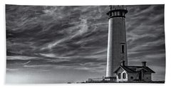 Pigeon Point Light Station Beach Towel