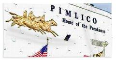 Pimlico Beach Towel