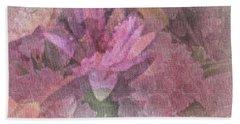 Pink Haze Beach Sheet