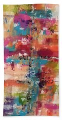 Playful Colors Beach Towel