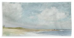 Plum Island 4 Beach Towel