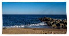 Plum Island Scene Beach Sheet
