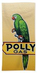 Polly Gas Beach Towel