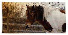 Pony Warm Up Beach Sheet