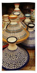 Porcelain Tagine Cookers  Beach Towel