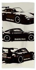Porsche Rwb 930 Beach Towel
