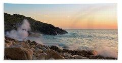 Porth Nanven Splashback Beach Sheet