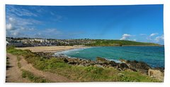 Porthmeor Beach - St Ives Cornwall Beach Sheet