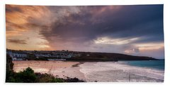 Porthmeor In The Sky Beach Sheet
