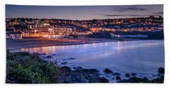 Porthmeor - Long Exposure Beach Towel