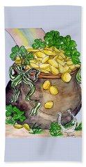 Pot-of-gold Beach Sheet