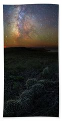 Beach Towel featuring the photograph Pricked  by Aaron J Groen