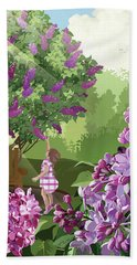 Print Beach Towel