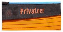 Privateer Beach Sheet