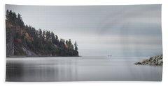 Brockton Point, Vancouver Bc Beach Sheet
