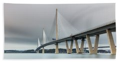 Queensferry Crossing Bridge 3-1 Beach Sheet