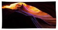 Rainbow Canyon Beach Towel