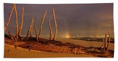 Rainy Day Dunes Beach Sheet