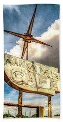 Ranch House Cafe Beach Sheet