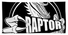 Raptor Comics Black Beach Sheet